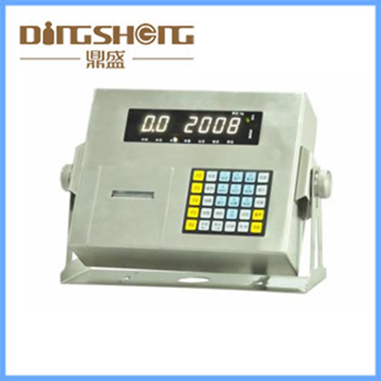 D2008数字式全电子汽车衡参数 数字式全电子汽车衡