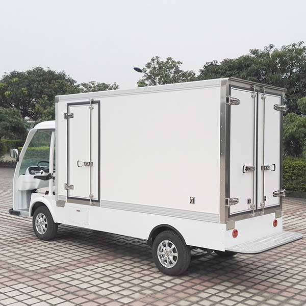电动载保温货车结构特点 电动保温载货车(复合材料箱体)尺寸规格
