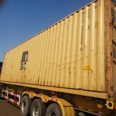 汽车集装箱 质量轻耐用保养费用低易于维护强度高
