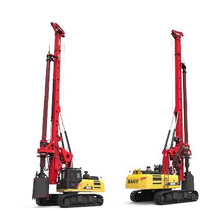 SR205-C10系列旋挖钻机
