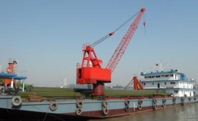 船用浮式挖沙起重机厂家 船用浮式挖沙起重机价格