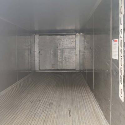 冷藏集装箱 低温保温保鲜集装箱