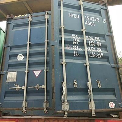 金属集装箱 大量现货出售 精致做工精品材料