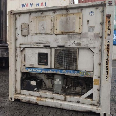 保温集装箱 雪糕冷饮各种冷藏集装箱