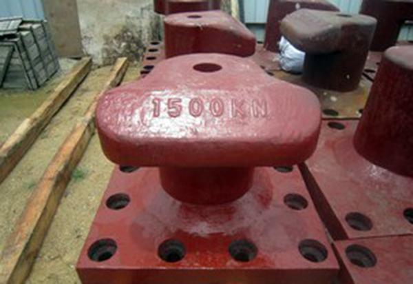 系船柱预埋件型号规格 系船柱预埋件生产厂家