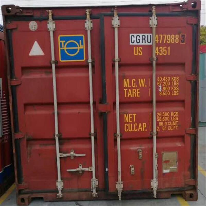 开顶集装箱 调度方便 现货供应