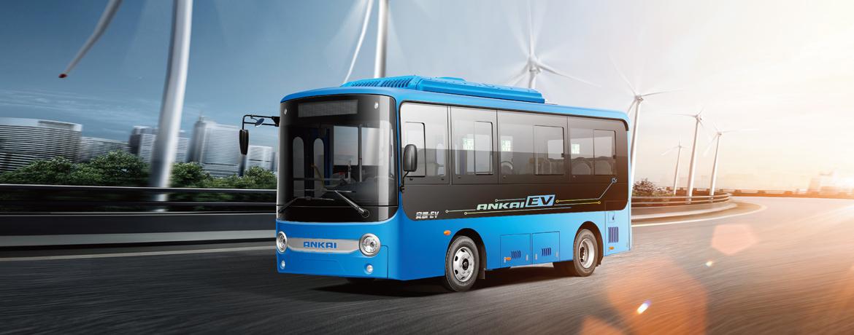 G6纯电动公交厂家 G6纯电动公交价格