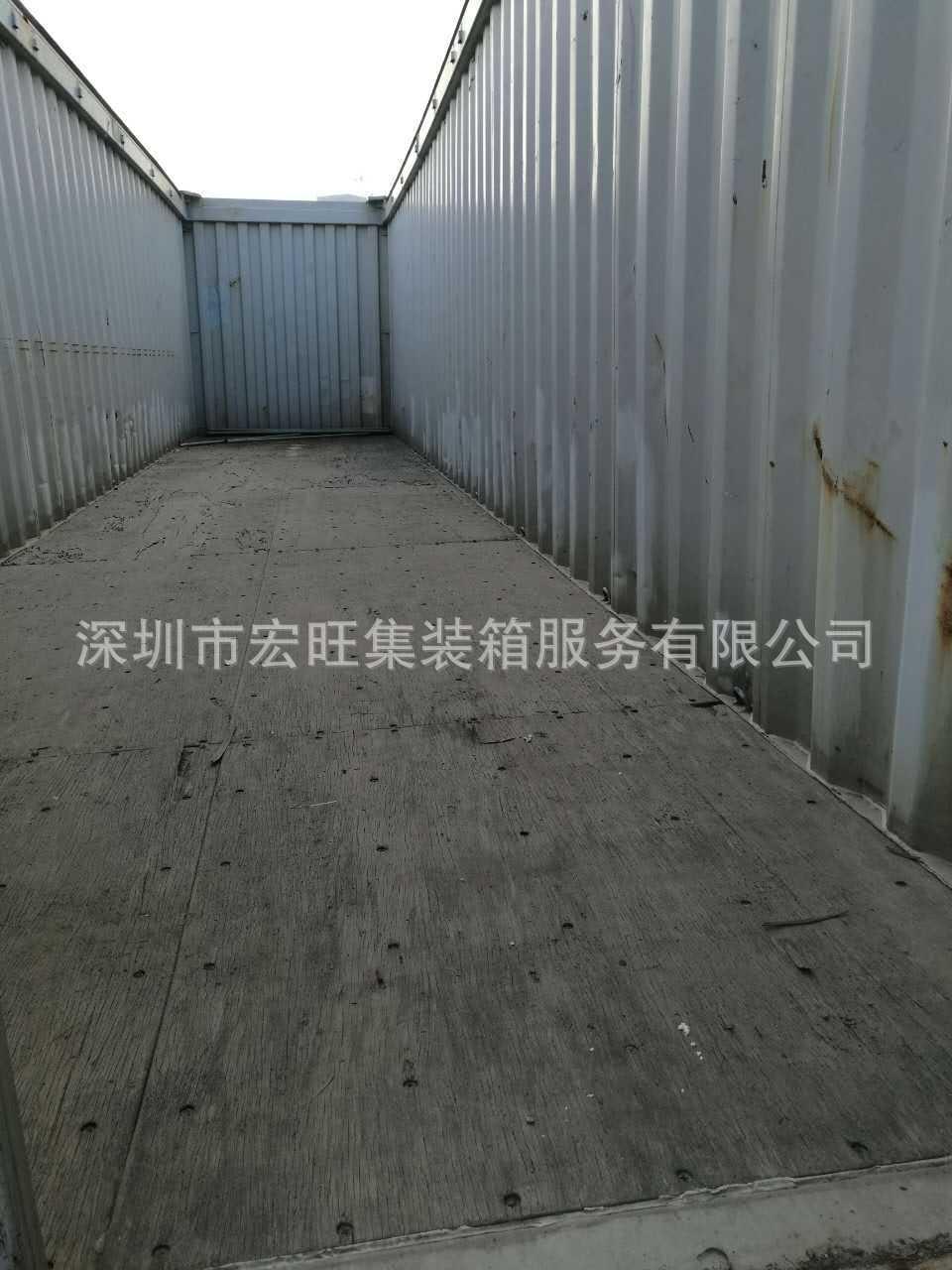 开顶集装箱 改造货柜专用定制