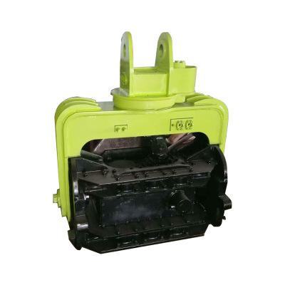 挖机振动打桩锤型号多种 挖机振动打桩锤结构及原理