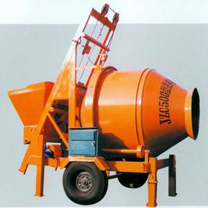 JZC-500混凝土搅拌机性能指标