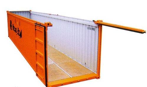 开顶集装箱 出售各种型号用途