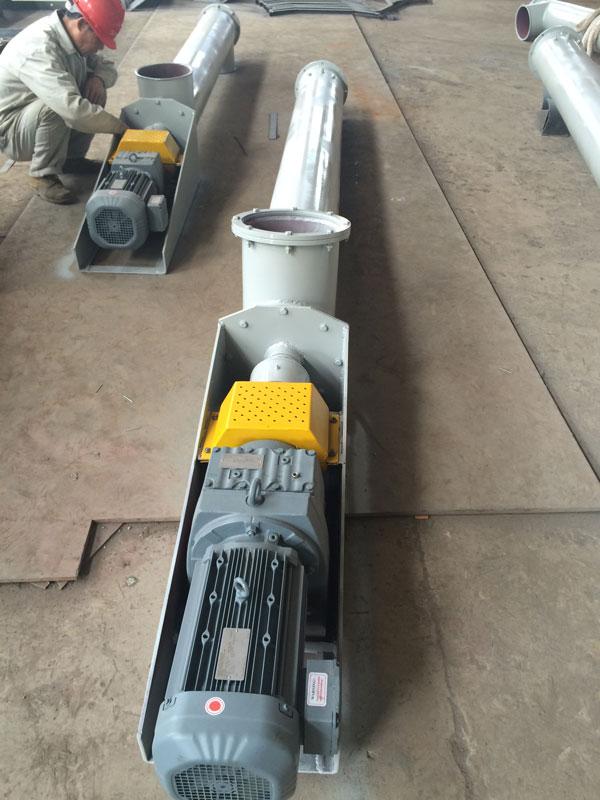 螺旋输送机常见规格,螺旋输送机使用须知