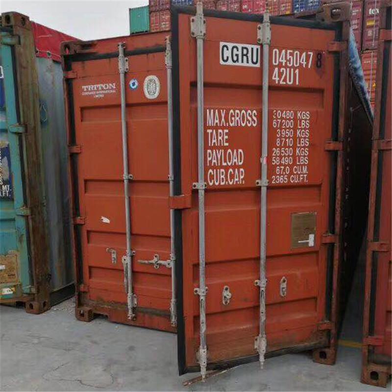 开顶集装箱 上海现货大量供应各种型号功能集装箱