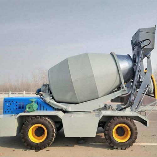小型混凝土搅拌运输车技术参数