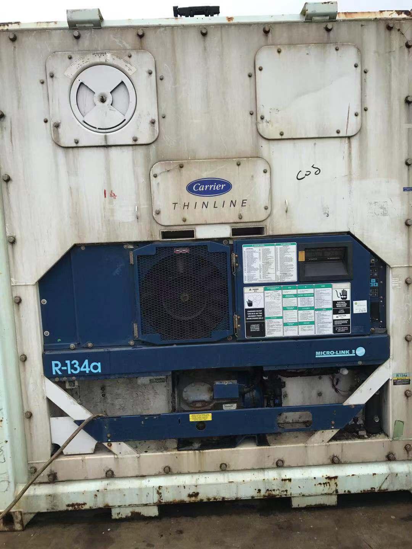 冷藏集装箱 保温集装箱参数 冷藏集装箱注意事项