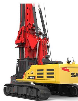SR285R-W10系列旋挖钻机
