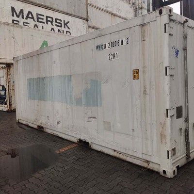冷藏集装箱 生鲜海鲜冷藏食品保温集装箱
