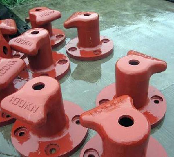 系船柱型号规格 系船柱生产厂家