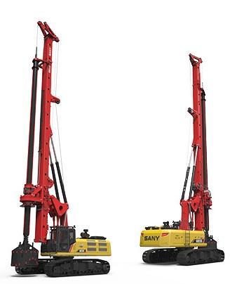 SR235-C10系列旋挖钻