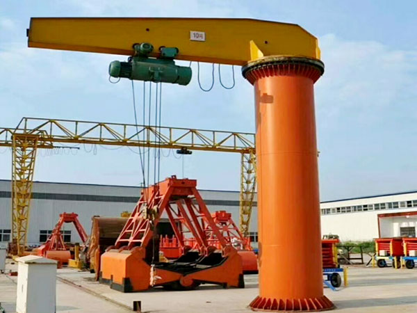 BZ型定柱式悬臂起重机产品规格,BZ型定柱式悬臂起重机使用方法