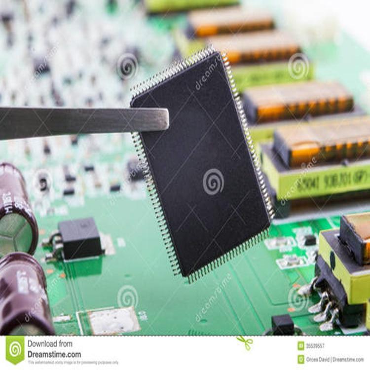 厂家直销图书馆电子标签芯片 标签芯片价格实惠
