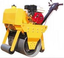手扶单轮汽油压路机 600Q型单轮汽油压路机