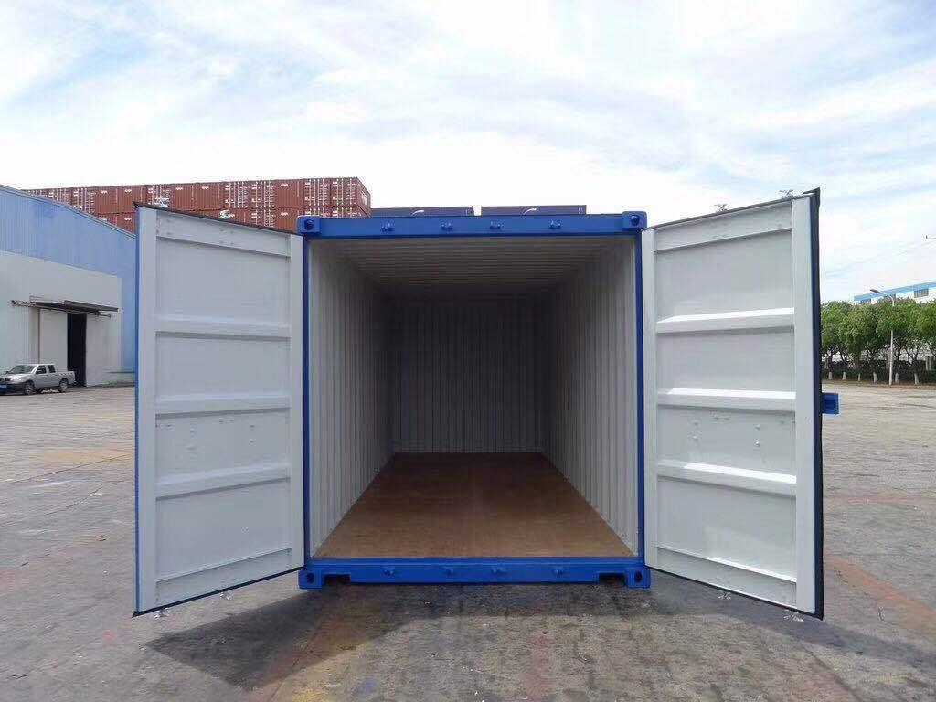 集装箱 集装箱优越性