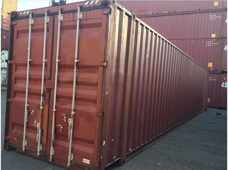金属集装箱 优良品质值得信赖