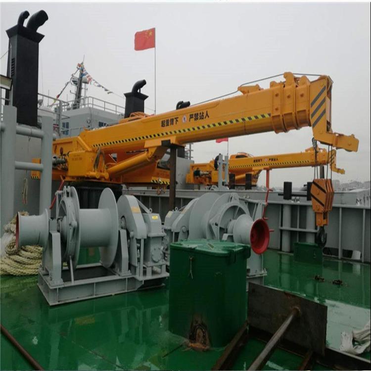 三十吨船用吊机,三十吨船用吊机报价