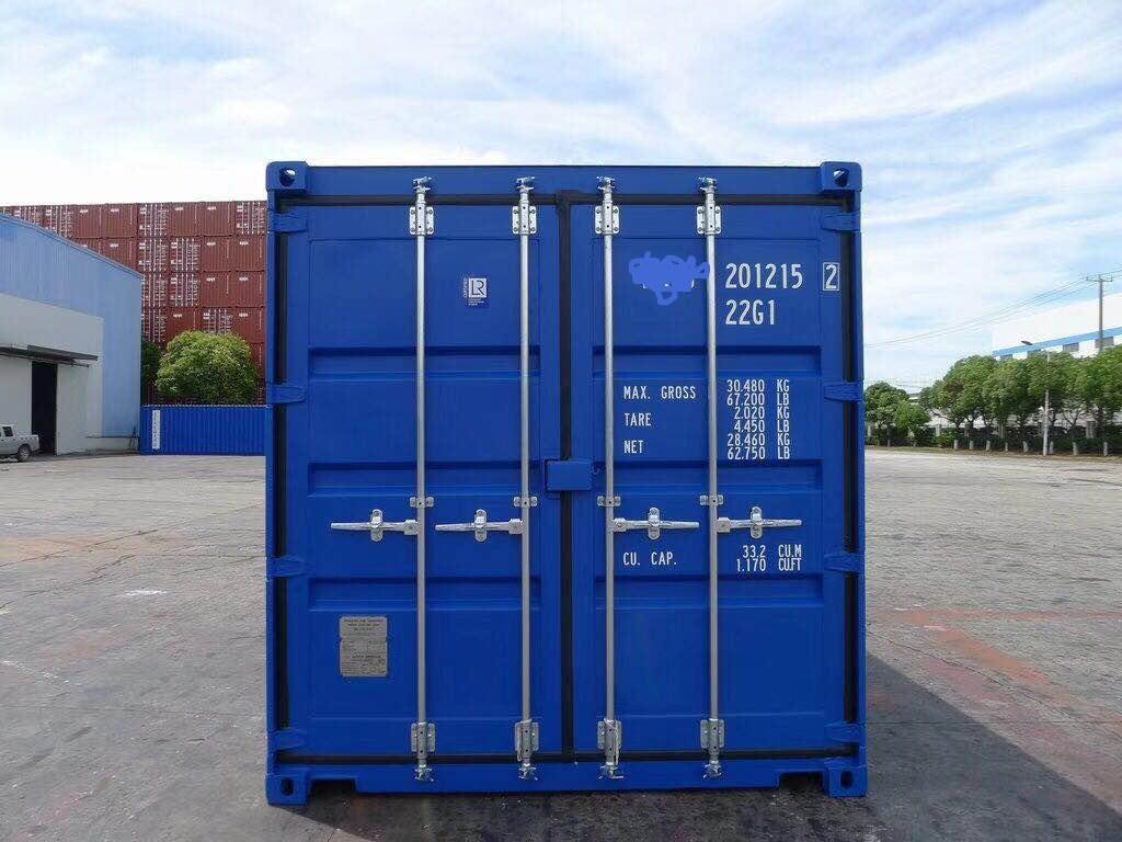 集装箱 集装箱运输特点 高效率高效益