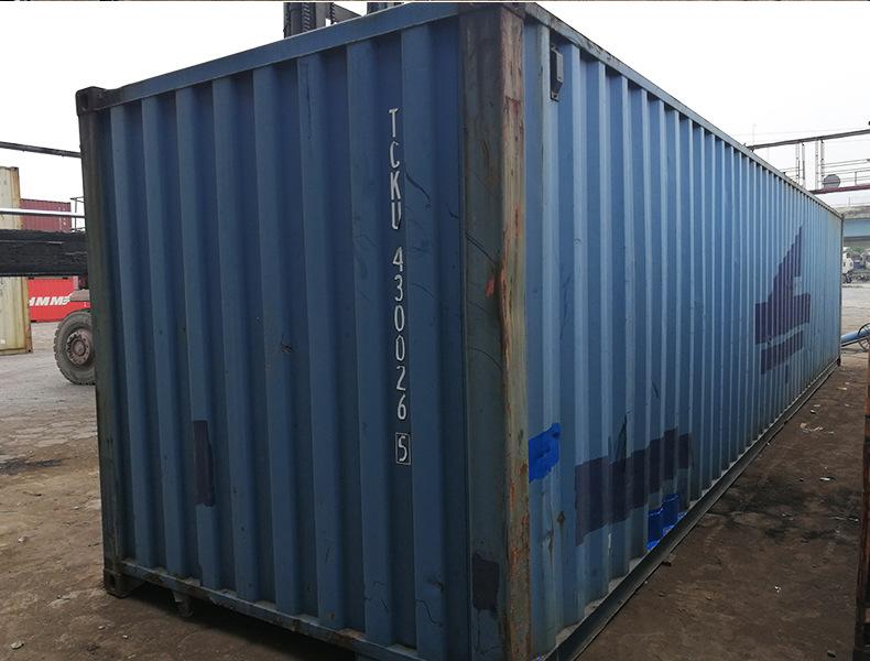 散货集装箱 货柜专用定制集装箱