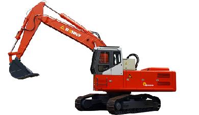 CED260-8液压电动挖掘机