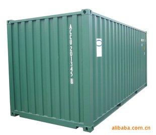 散货集装箱 支持改装喷漆定制 大量现货