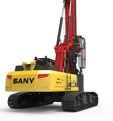 SR155-C10系列旋挖钻机