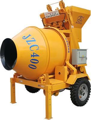 JZC-400型混凝土搅拌机技术参数