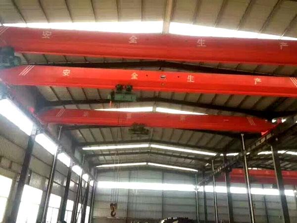 LB型防爆电动单梁起重机维修与保养