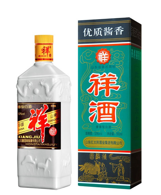 红太阳老祥酒, 酱香型白酒