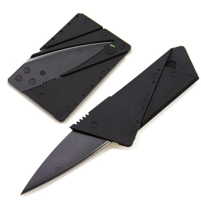 厂家批发 新款户外多功能 野营刀钳军卡刀 瑞士工具折叠卡刀 户外