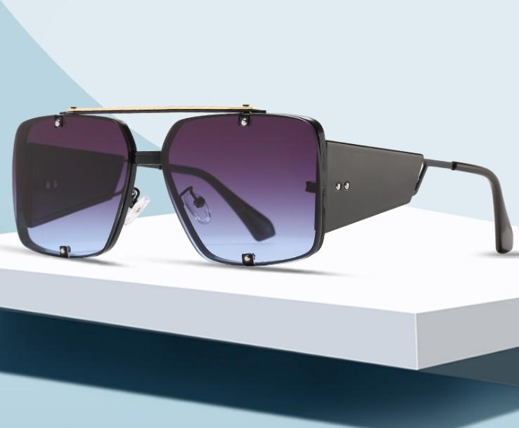 新款DT复古男士太阳镜03K 欧美经典方框墨镜 跨境热销太阳眼镜潮