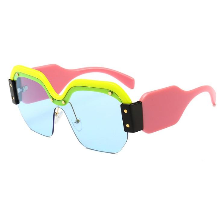 新款太阳镜女缪家爆款太阳镜 欧美大牌眼镜 个性街拍墨镜SMU09S