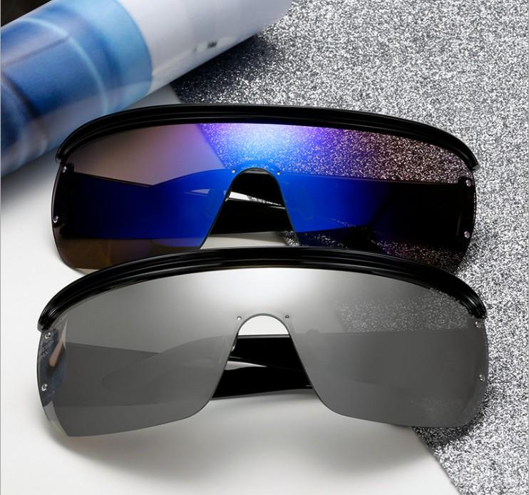 1938 新款欧美潮流 时尚大框太阳镜 高品质太阳眼镜 大牌墨镜1938