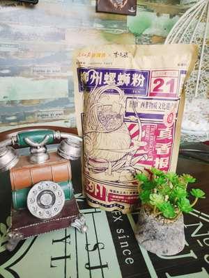 李子柒柳州螺蛳粉335g广西特产螺丝粉速食方便面螺狮粉