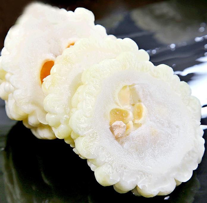 台湾苹果苦瓜3斤 新鲜当季现摘农家凉瓜癞瓜白玉瓜蔬菜整箱包邮