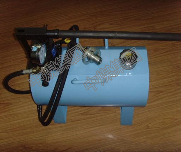DZD40-B型手动快速升柱器
