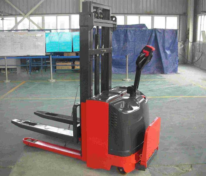 诺力叉车手动液压铲车托盘搬运车DF2吨AC3T油压拖板推车地牛老虎