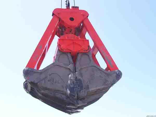 生产起重机抓斗 各种型号起重机配件 山东厂家生产起重机抓斗