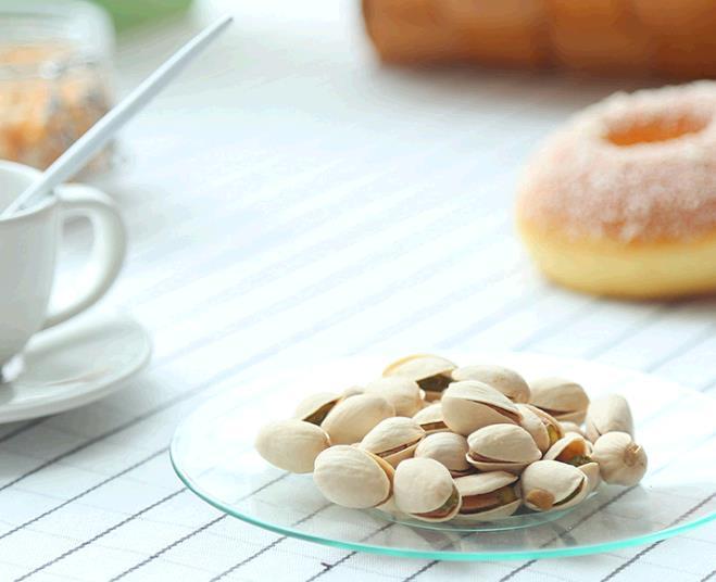 【三只松鼠开心果100g】零食坚果炒货特产干果孕妇无漂白