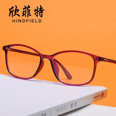 眼镜框近视镜架女防蓝光眼镜 女士方形电脑镜复古平光眼镜批发679