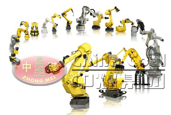 自动点胶机器人