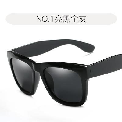 热销偏光太阳镜复古偏光墨镜高档百搭太阳眼镜小辣椒偏光眼镜2404